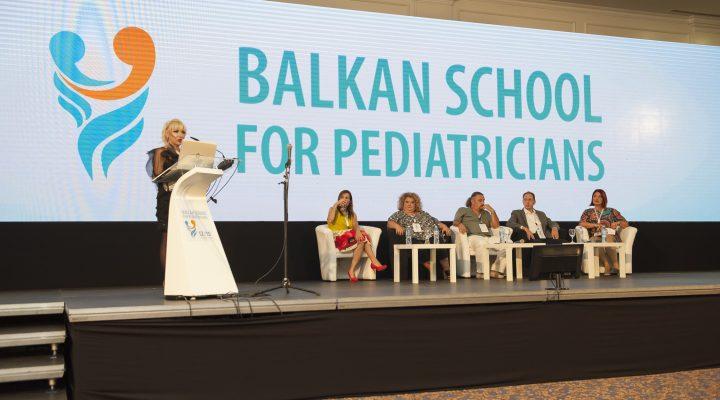 Balkan School for Pediatricians